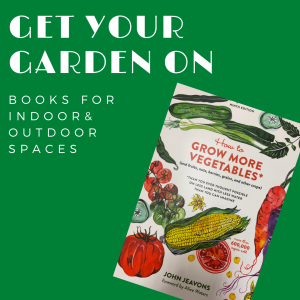 Gardening Book Graphic