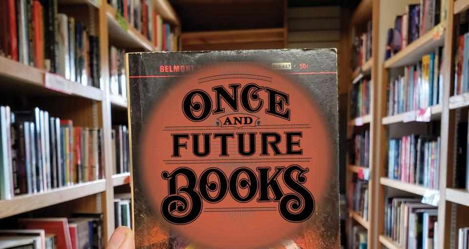 Once and Future Books street view picture