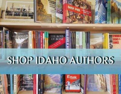 Shop Idaho Authors Graphic