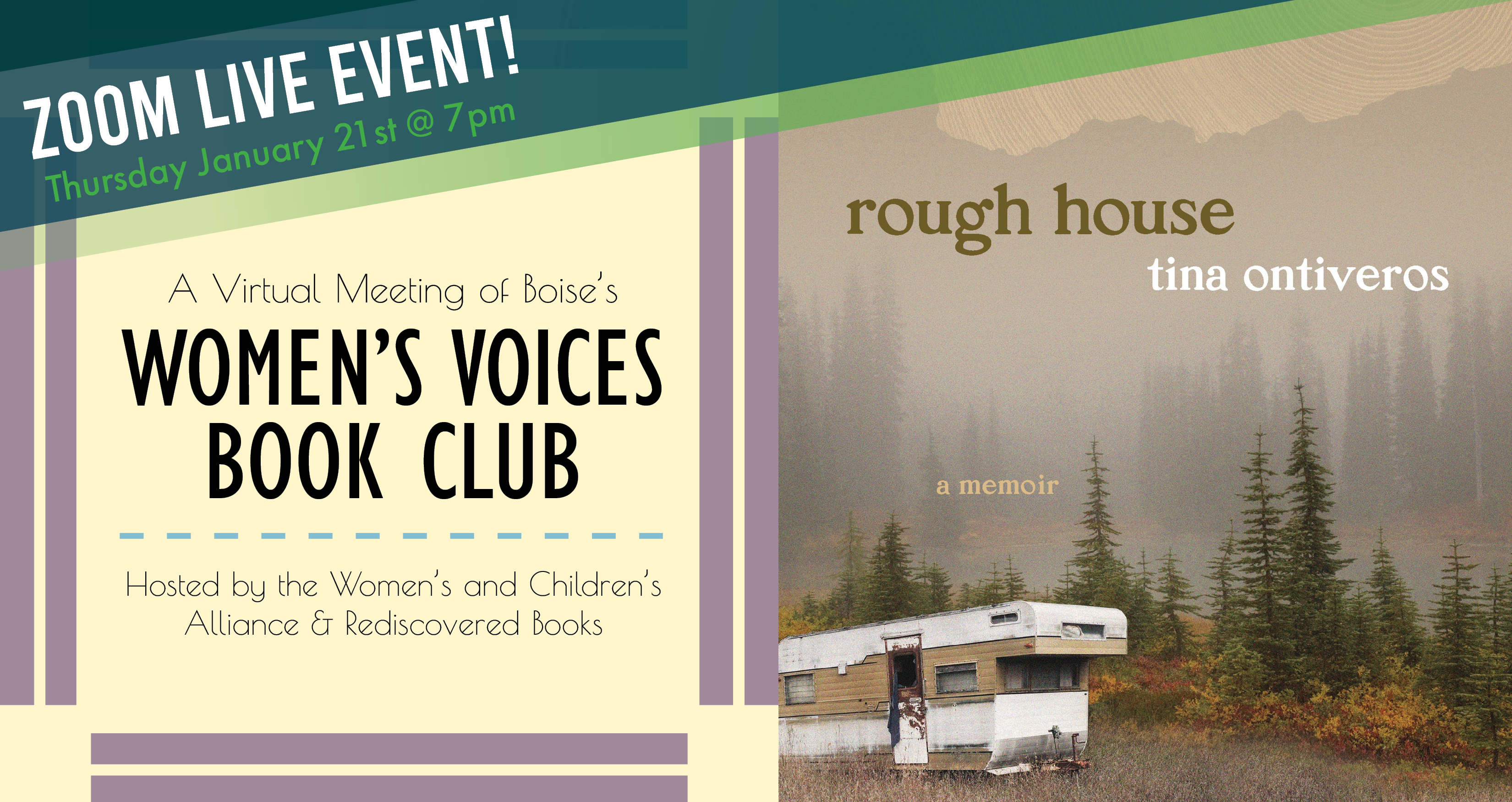 Women's Voices January 2021 - Rough House