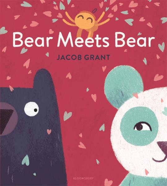 Bear Meets Bear book cover