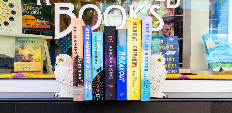 Staff Summer Reads | The Rediscovered Bookshop